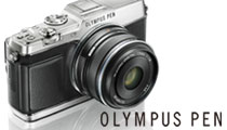 OLYMPUS CAMERAS AND LENSES